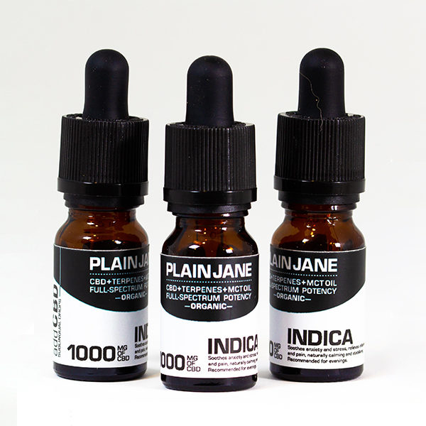 Plain Jane Indica Extra Strength